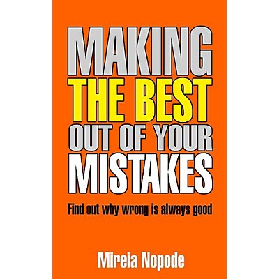 Making The Best Out Of Your Mistakes Ebook Jetzt Bei Weltbildde
