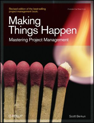 Making Things Happen, Scott Berkun