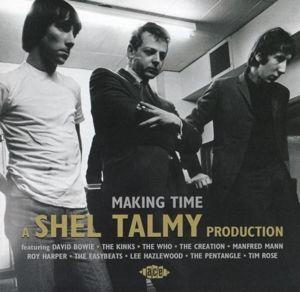 Making Time-A Shel Talmy Production, Diverse Interpreten