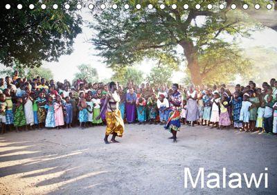 Malawi (Tischkalender 2019 DIN A5 quer), Daniel Slusarcik
