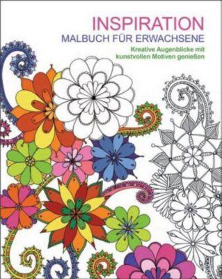 Malbuch für Erwachsene: Inspiration - Andrea Sargent |