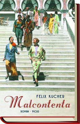 Malcontenta - Felix Kucher pdf epub