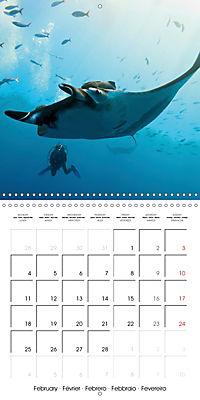 Maldives - Sun, water and beach (Wall Calendar 2019 300 × 300 mm Square) - Produktdetailbild 2