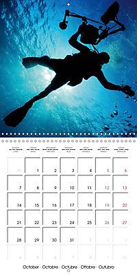 Maldives - Sun, water and beach (Wall Calendar 2019 300 × 300 mm Square) - Produktdetailbild 10