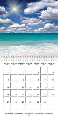 Maldives - Sun, water and beach (Wall Calendar 2019 300 × 300 mm Square) - Produktdetailbild 11