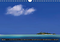 MALDIVES - UK Version (Wall Calendar 2019 DIN A4 Landscape) - Produktdetailbild 7