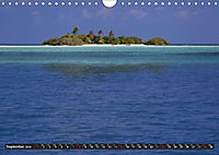 MALDIVES - UK Version (Wall Calendar 2019 DIN A4 Landscape) - Produktdetailbild 9
