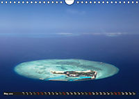 MALDIVES - UK Version (Wall Calendar 2019 DIN A4 Landscape) - Produktdetailbild 5