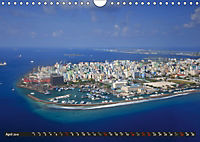 MALDIVES - UK Version (Wall Calendar 2019 DIN A4 Landscape) - Produktdetailbild 4