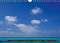 MALDIVES - UK Version (Wall Calendar 2019 DIN A4 Landscape) - Produktdetailbild 12