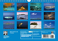 MALDIVES - UK Version (Wall Calendar 2019 DIN A4 Landscape) - Produktdetailbild 13