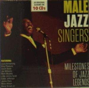 Male Jazz Singers, Various