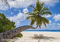 Malediven - Traumhaftes Paradies im Indischen Ozean (Tischkalender 2019 DIN A5 quer) - Produktdetailbild 8