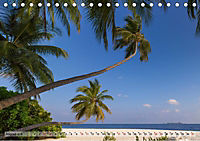 Malediven - Traumhaftes Paradies im Indischen Ozean (Tischkalender 2019 DIN A5 quer) - Produktdetailbild 4
