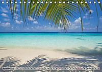 Malediven - Traumhaftes Paradies im Indischen Ozean (Tischkalender 2019 DIN A5 quer) - Produktdetailbild 13