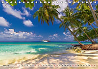 Malediven - Traumhaftes Paradies im Indischen Ozean (Tischkalender 2019 DIN A5 quer) - Produktdetailbild 6