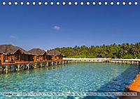 Malediven - Traumhaftes Paradies im Indischen Ozean (Tischkalender 2019 DIN A5 quer) - Produktdetailbild 10