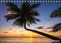 Malediven - Traumhaftes Paradies im Indischen Ozean (Tischkalender 2019 DIN A5 quer) - Produktdetailbild 9