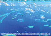 Malediven - Traumhaftes Paradies im Indischen Ozean (Wandkalender 2019 DIN A3 quer) - Produktdetailbild 1