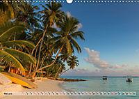 Malediven - Traumhaftes Paradies im Indischen Ozean (Wandkalender 2019 DIN A3 quer) - Produktdetailbild 5