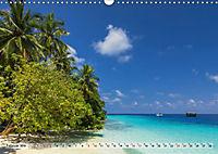 Malediven - Traumhaftes Paradies im Indischen Ozean (Wandkalender 2019 DIN A3 quer) - Produktdetailbild 2