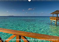 Malediven - Traumhaftes Paradies im Indischen Ozean (Wandkalender 2019 DIN A3 quer) - Produktdetailbild 4