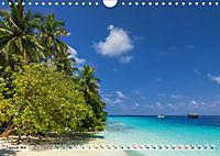 Malediven - Traumhaftes Paradies im Indischen Ozean (Wandkalender 2019 DIN A4 quer) - Produktdetailbild 2