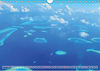 Malediven - Traumhaftes Paradies im Indischen Ozean (Wandkalender 2019 DIN A4 quer) - Produktdetailbild 1