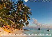 Malediven - Traumhaftes Paradies im Indischen Ozean (Wandkalender 2019 DIN A4 quer) - Produktdetailbild 5