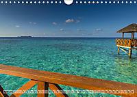Malediven - Traumhaftes Paradies im Indischen Ozean (Wandkalender 2019 DIN A4 quer) - Produktdetailbild 4