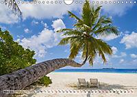 Malediven - Traumhaftes Paradies im Indischen Ozean (Wandkalender 2019 DIN A4 quer) - Produktdetailbild 3