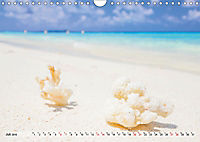 Malediven - Traumhaftes Paradies im Indischen Ozean (Wandkalender 2019 DIN A4 quer) - Produktdetailbild 7