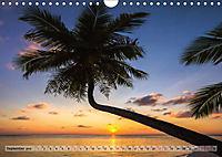 Malediven - Traumhaftes Paradies im Indischen Ozean (Wandkalender 2019 DIN A4 quer) - Produktdetailbild 9