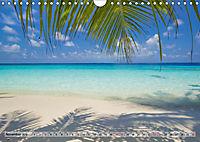 Malediven - Traumhaftes Paradies im Indischen Ozean (Wandkalender 2019 DIN A4 quer) - Produktdetailbild 11