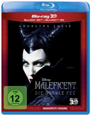 Maleficent: Die dunkle Fee - 3D-Version