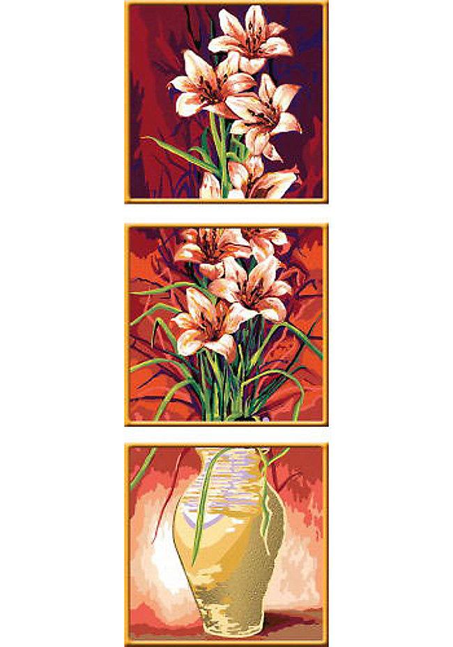 Malen Nach Zahlen Jeder Kann Malen Mal Sets Dreiteilige Maltafel