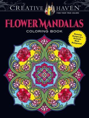 Malen und entspannen: Blumen-Mandalas, Marty Noble