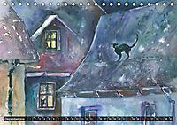 Malerische Dorfansichten in Aquarell (Tischkalender 2019 DIN A5 quer) - Produktdetailbild 12