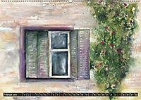 Malerische Dorfansichten in Aquarell (Wandkalender 2019 DIN A2 quer) - Produktdetailbild 2