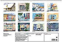 Malerische Dorfansichten in Aquarell (Wandkalender 2019 DIN A2 quer) - Produktdetailbild 13