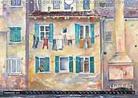 Malerische Dorfansichten in Aquarell (Wandkalender 2019 DIN A4 quer) - Produktdetailbild 9