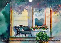 Malerische Dorfansichten in Aquarell (Wandkalender 2019 DIN A4 quer) - Produktdetailbild 10