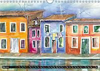 Malerische Dorfansichten in Aquarell (Wandkalender 2019 DIN A4 quer) - Produktdetailbild 5