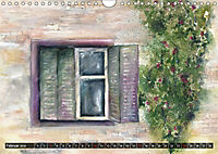 Malerische Dorfansichten in Aquarell (Wandkalender 2019 DIN A4 quer) - Produktdetailbild 2