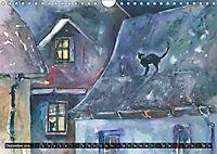 Malerische Dorfansichten in Aquarell (Wandkalender 2019 DIN A4 quer) - Produktdetailbild 12