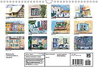 Malerische Dorfansichten in Aquarell (Wandkalender 2019 DIN A4 quer) - Produktdetailbild 13