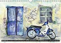 Malerische Dorfansichten in Aquarell (Wandkalender 2019 DIN A4 quer) - Produktdetailbild 11
