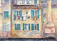 Malerische Dorfansichten in Aquarell (Wandkalender 2019 DIN A2 quer) - Produktdetailbild 9