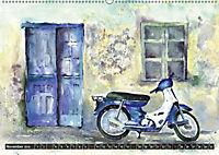 Malerische Dorfansichten in Aquarell (Wandkalender 2019 DIN A2 quer) - Produktdetailbild 11