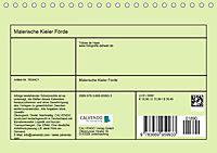 Malerische Kieler Förde (Tischkalender 2019 DIN A5 quer) - Produktdetailbild 13
